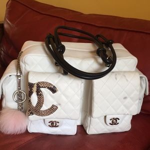 🎉Last price, Authentic Chanel multipocket!
